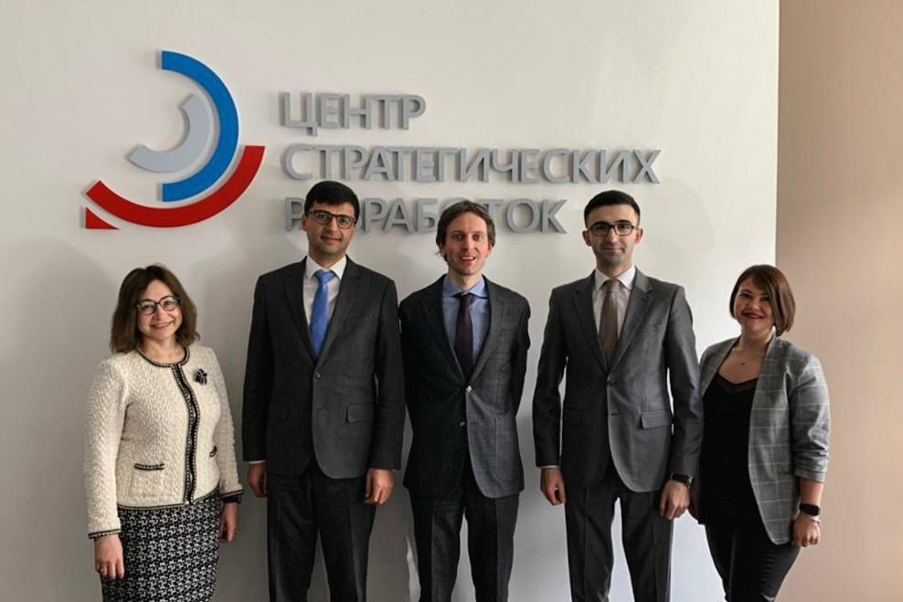Մոսկվայում կայացել է Եվրասիական հարկային շաբաթը, որին մասնակցել է նաև ՀՀ ֆինանսների նախարարության ներկայացուցիչը